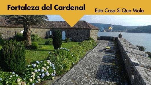 Casa de la fortaleza del Cardenal.