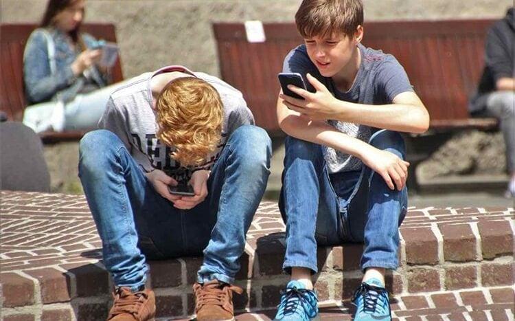 Hijos adolescentes conflictivos.