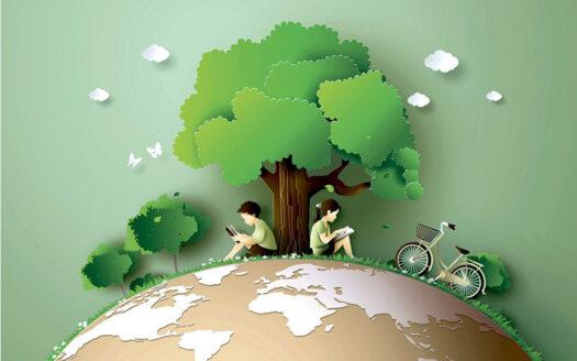 Hogar sostenible.